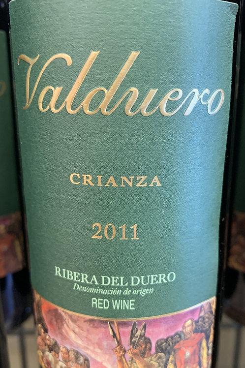 2011 Valduero, Crianza, Ribera Del Duero