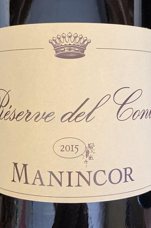 2015 Manincor, Reserve del Conte, Alto Adige
