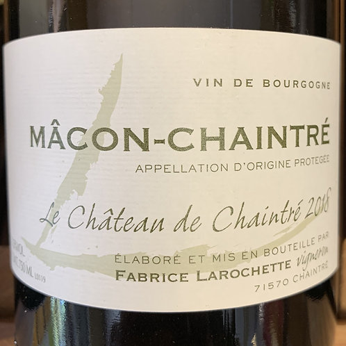2018 Larochette, Macon-Chantre