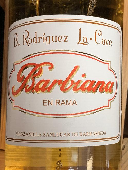 Delgado Zuleta, En Rama, Manzanilla Sherry, Barbiana