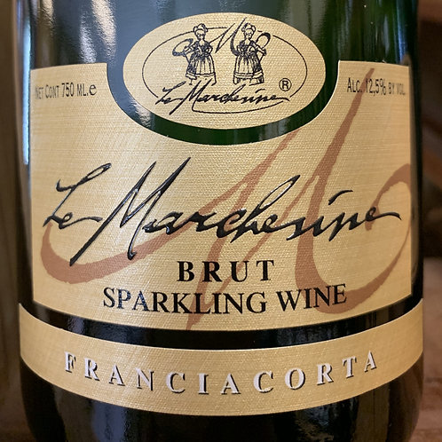 Le Marchesine, Franciacorta, Brut, Lombardy