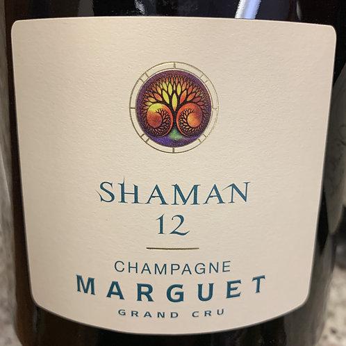 NV Marguet, Shaman 12, Champagne