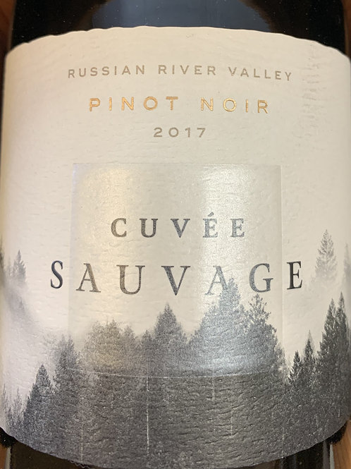 2017 Cuvee Sauvage, Russian River