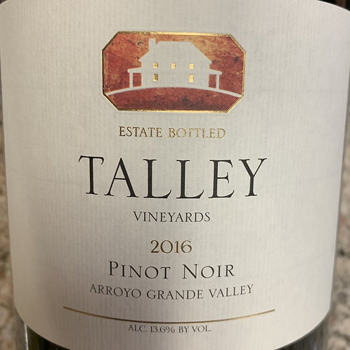 2016 Talley, Estate Pinot Noir, Arroyo Grande
