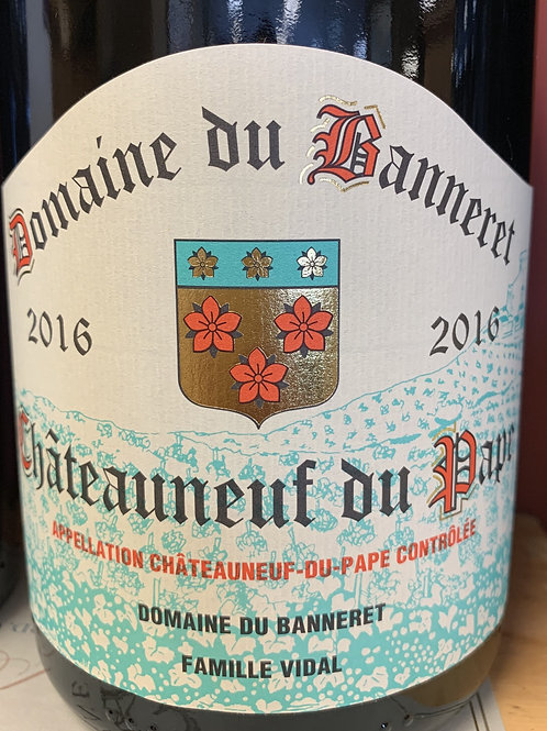 2016 Domaine du Banneret, Chateauneauf du Pape