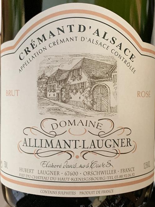 Allimant-Laugner, Brut Rose, Alsace