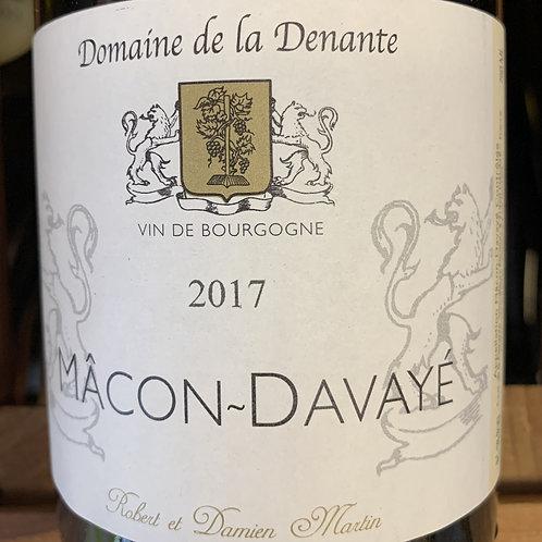 2017 Denante, Macon-Davaye