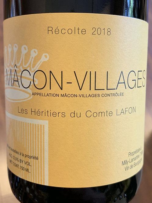 2018 Lafon, Macon Village, Burgundy