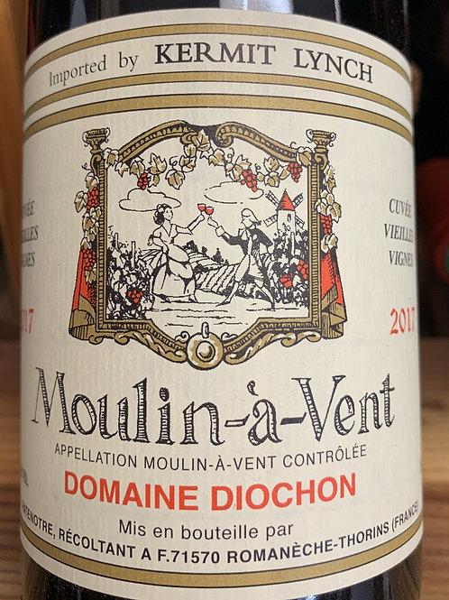 2017 Diochon, Moulin-a-Vent