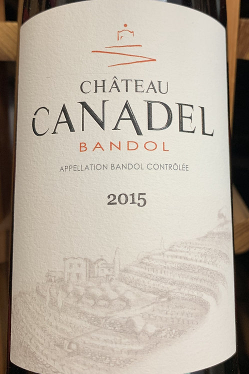 2015 Canadel, Bandol