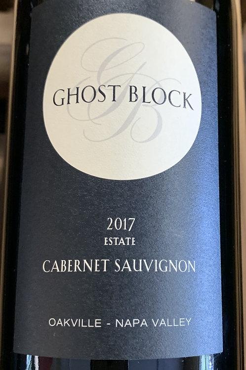 2017 Ghost Block, Cabernet, Oakville