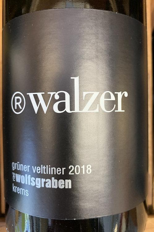 2018 Walzer, Gruner Veltliner, Austria