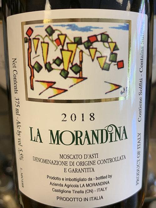 2018 La Morandina, Moscato d'Asti, Piedmont
