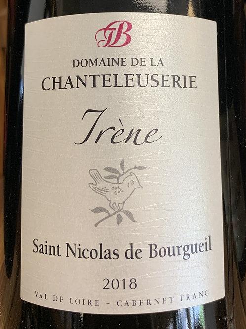 2018 Chanteleuserie, Irene, Loire