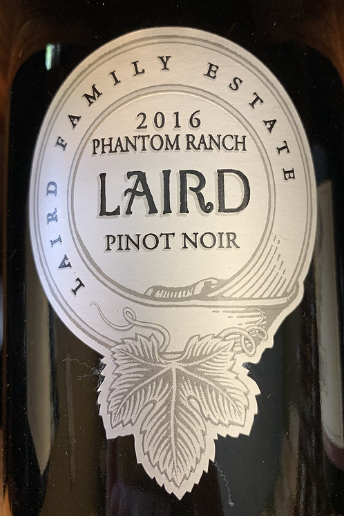 2016 Laird, Phantom Ranch, Napa Valley