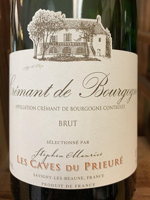 Les Caves du Prieuré, Brut, Burgundy