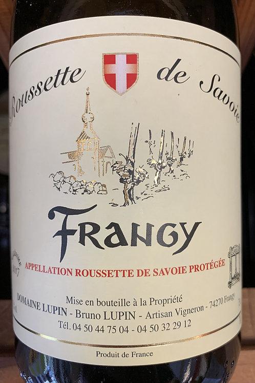 2017 Lupin, Frangy, Roussette de Savoie