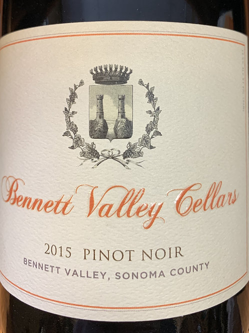 2015 Bennett Valley, Sonoma
