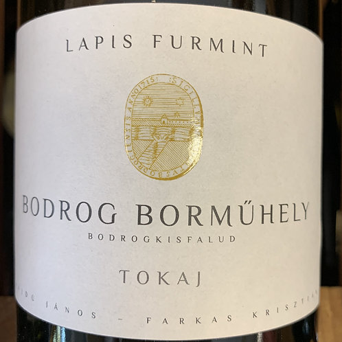 "2016 Bodrog, ""Lapis"" Furmint, Tokaj"