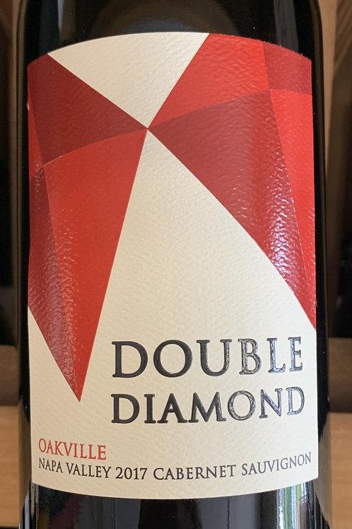 2017 Double Diamond, Cabernet, Oakville