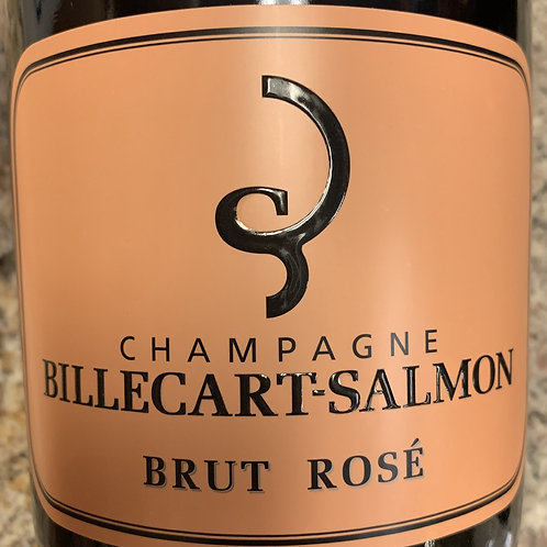 NV Billecart Slamon, Brut Rose, Champagne