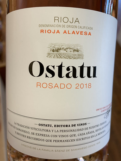 2018 Ostatu, Rioja