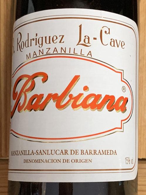Delgado Zuleta, Manzanilla Sherry, Barbiana
