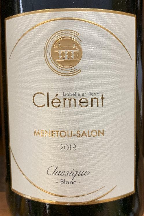 2018 Clement, Menetou-Salon