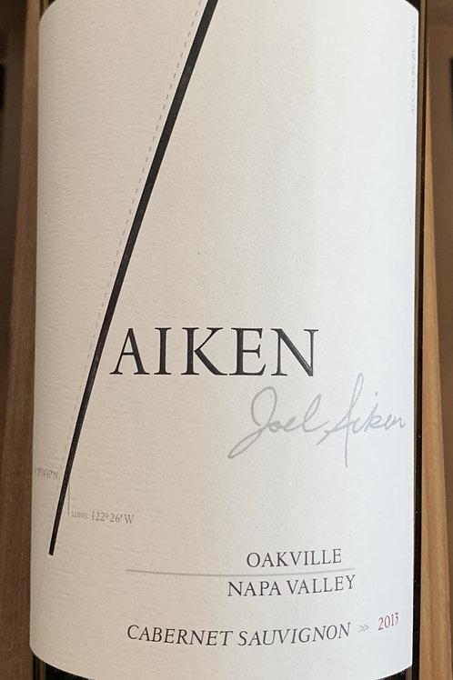 2013 Aiken, Cabernet, Oakville