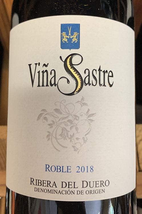2018 Vina Sastre, Roble, Ribera del Duero
