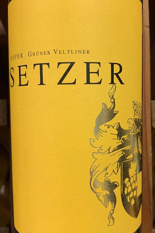 2014 Setzer, Gruner Veltliner, Austria