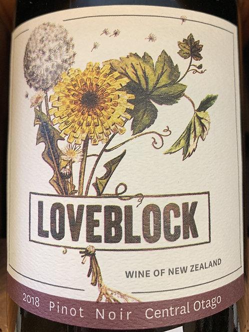 2018 Loveblock, Central Otago