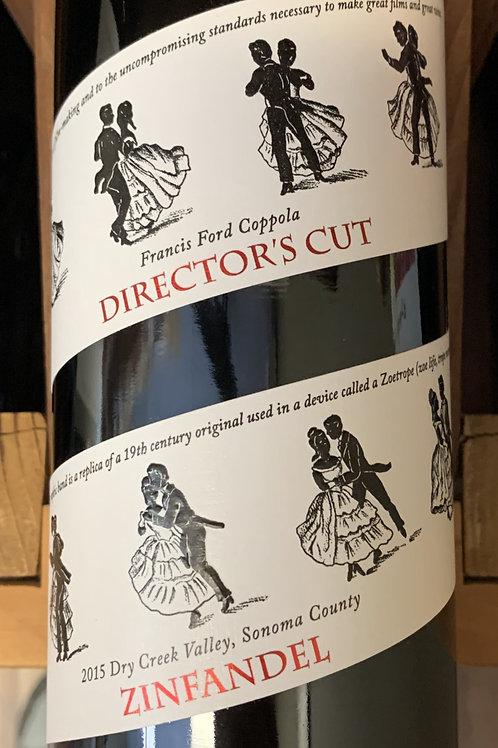 2015 Directors Cut, Zinfandel, Sonoma