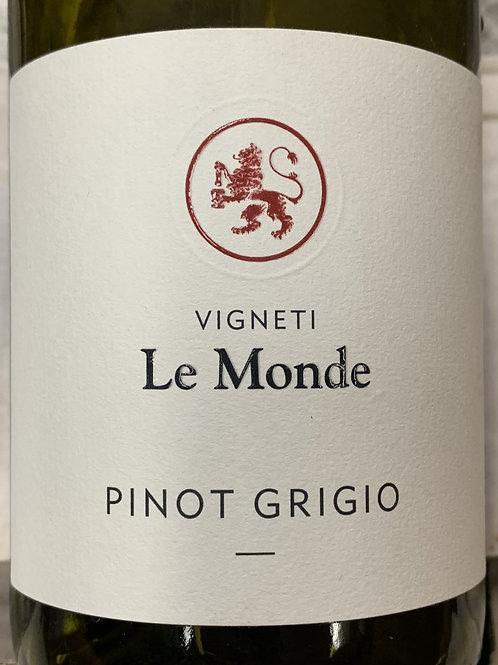 2017 Le Monde, Pinot Grigio, Friuli