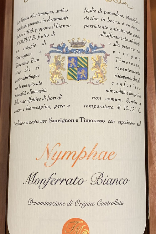 2018 Tenuta Montemagno, Nymphae, Monferrato Bianco