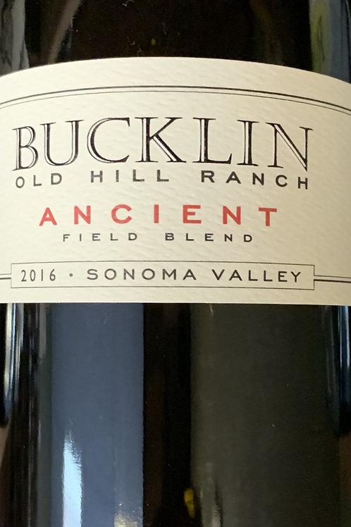 2016 Bucklin, Ancient Field Blend, Sonoma
