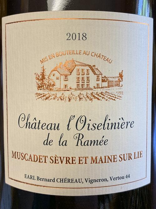 2018 Chereau Carre, L'Oiselinier, Muscadet