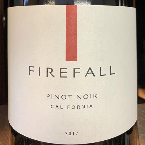 2017 Firefall, California