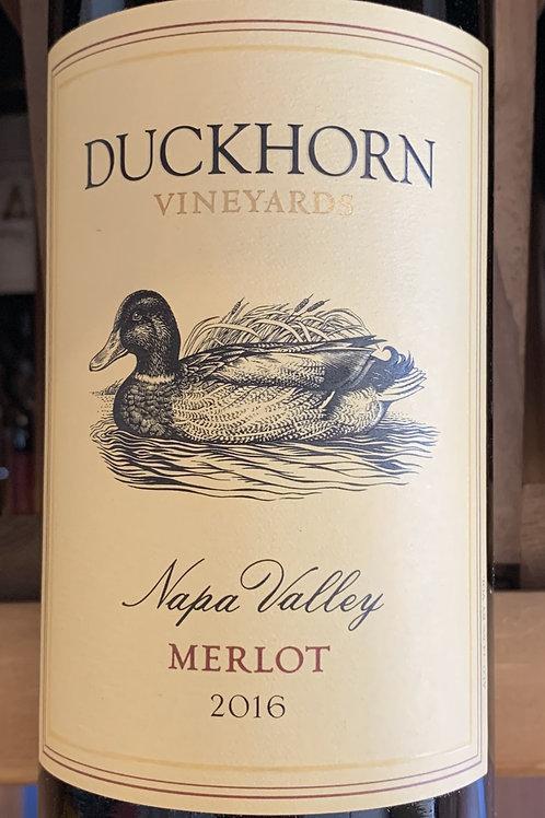 2016 Duckhorn, Merlot, Napa Valley