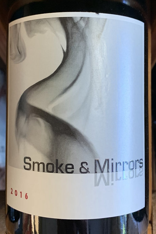 2016 Smoke and Mirrors, Red Blend, California