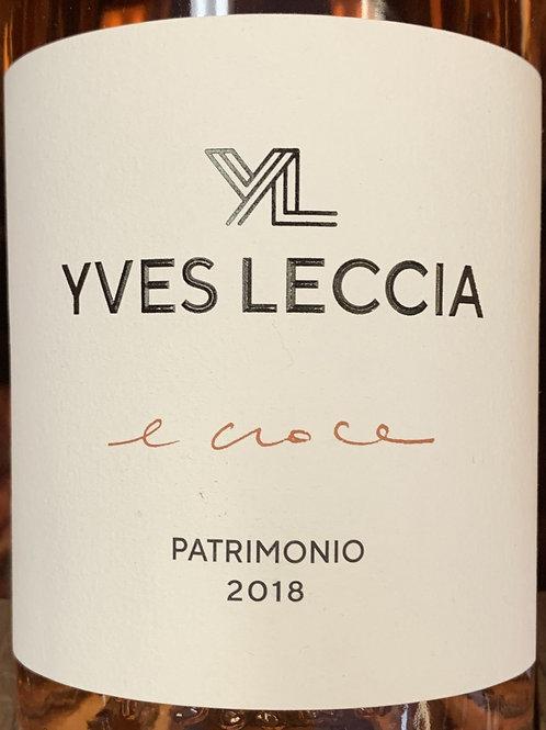 2018 Yves Leccia, Patrimonio, Corsica