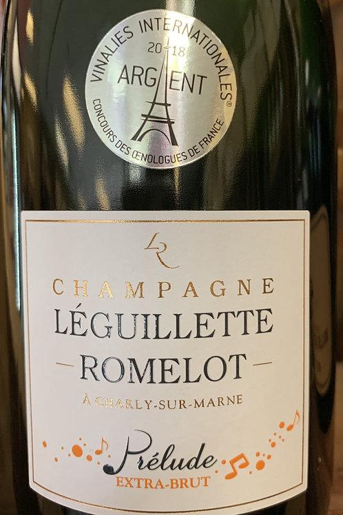 "Léguillette-Romelot, ""Prelude"", Extra Brut, Champagne"