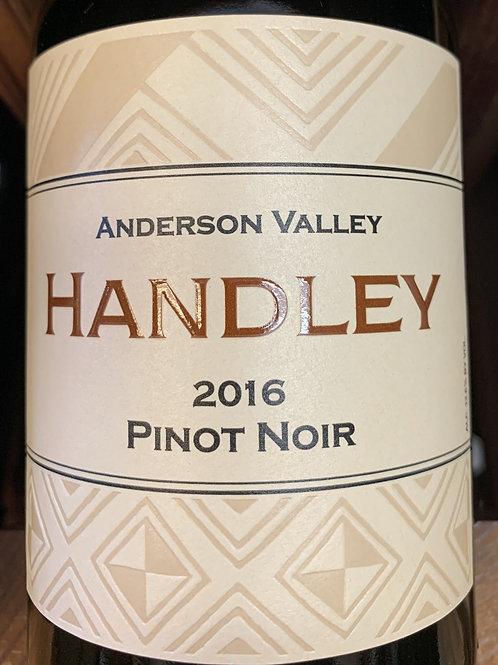 2016 Handley, Anderson Valley