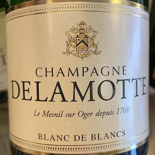 NV Delamotte, Blanc de Blancs, Brut, Champagne