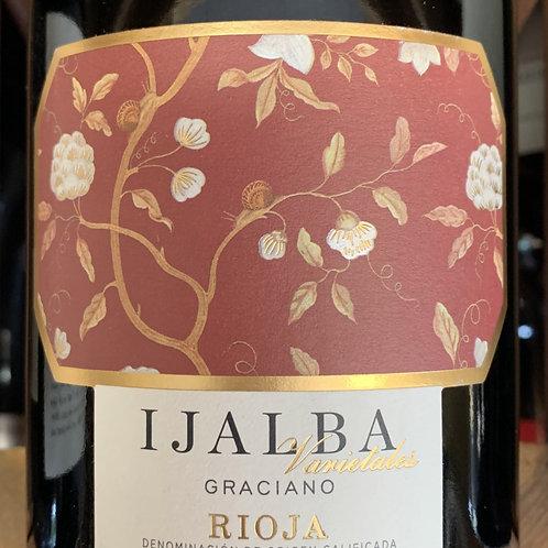 2016 Ijalba, Graciano, Rioja