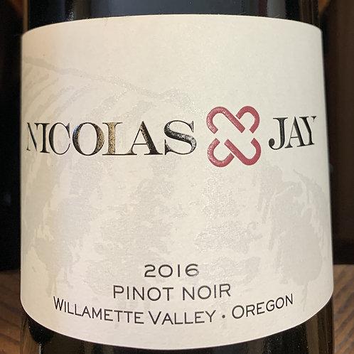 2016 Nicolas Jay, Willamette Valley