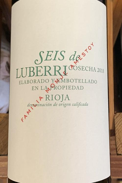 "2017 Luberri ""Sies"", Rioja"