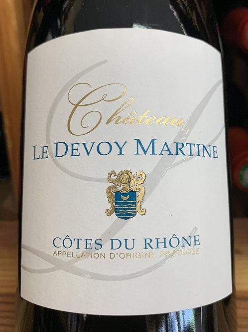 2016 Le Devoy Martine, Cotes du Rhone