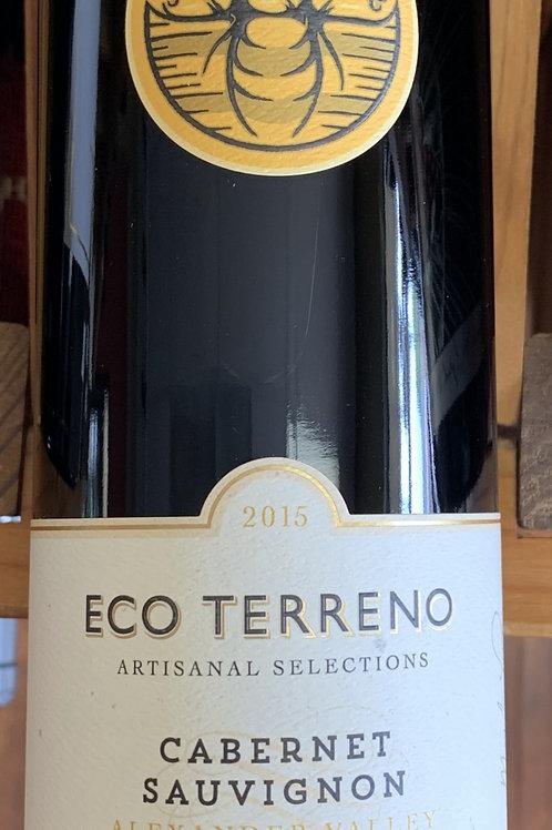 2015 Eco Terreno, Cabernet, Alexander Valley