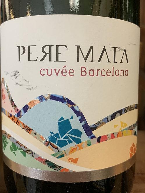 2010 Pere Mata, Cuvee Barcelona, Brut Nature, Penedes